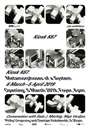 Kiosk K67. Metamorphoses of a System
