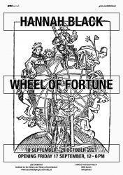 Hannah Black: Wheel of Fortune