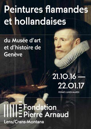 Flämische und Holländische Malerei aus dem Musée d'art et d'histoire Genf