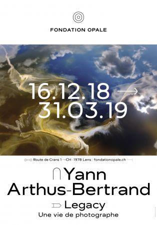 Legacy : Ein Fotografenleben, Rückblick Yann Arthus-Bertrand / Robert-Fielding-Ausstellung