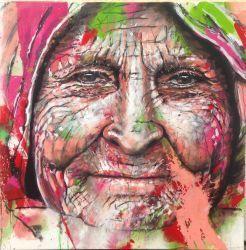 Menschsein - Die Menschen in Jacqueline Freis Bildern