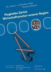 Flughafen Zürich - Wirtschaftsmotor unserer Region