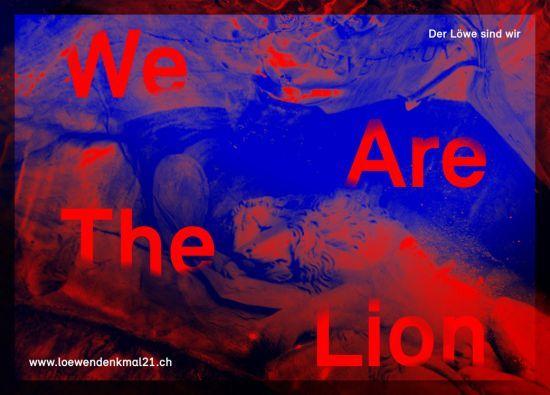 We Are The Lion / Der Löwe sind wir