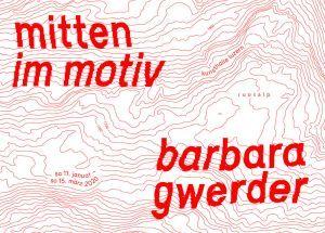Barbara Gwerder - Mitten im Motiv