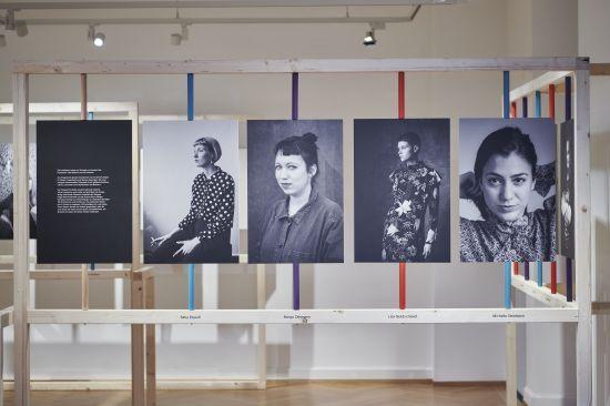 Gedicht / Gesicht – Eine Ausstellung zur Gegenwartslyrik