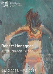Robert Honegger - Auftauchende Bilder