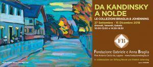 Von Kandinsky bis Nolde. Die Sammlungen Braglia und Johenning