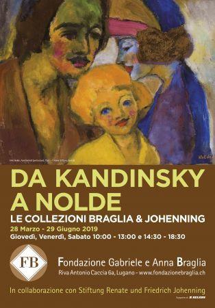 Da Kandinsky a Nolde. Le collezioni Braglia & Johenning