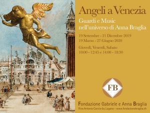 ANGELI A VENEZIA. GUARDI E MUSIC NELL'UNIVERSO DI ANNA BRAGLIA