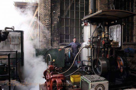 Dampfmaschinenfest 2020