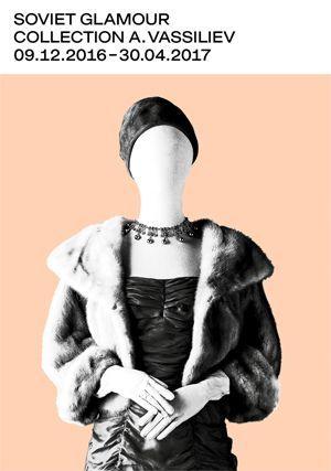 Soviet glamour. La haute couture en URSS dans la collection d'Alexandre Vassiliev