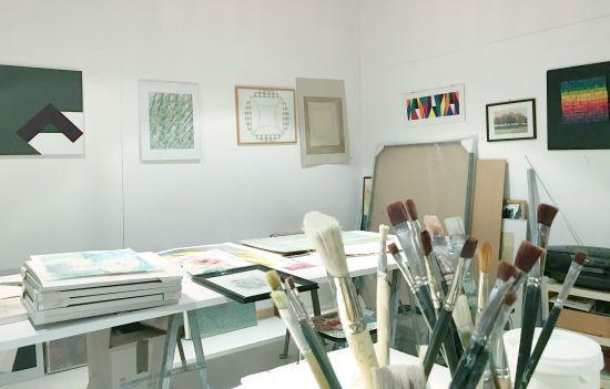 Mitgliederausstellung Traum und Farbe