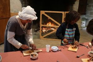 Mouthwatering. Eating and drinking in the Middle Ages