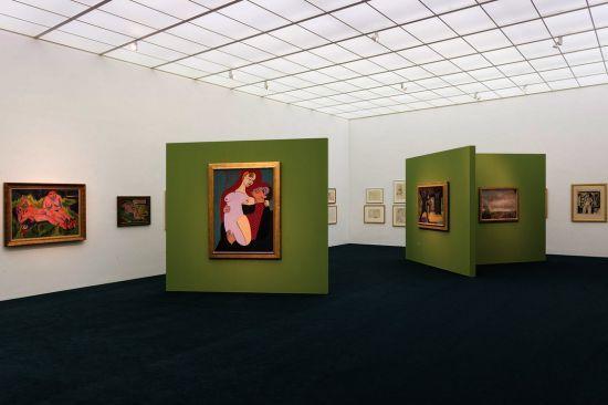 Ernst Ludwig Kirchner & Oskar Kokoschka