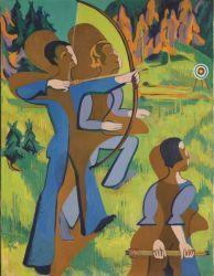 Ernst Ludwig Kirchner – Ich gehe von der Bewegung aus