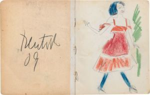 Kirchner's Sketchbooks. From Pencil Stroke to Hologram