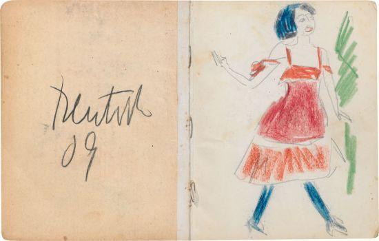 I libri di disegno di Kirchner. Dal tratto a matita all'ologramma