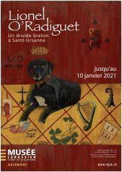 Lionel O'Radiguet - Un druide breton à St-Ursanne