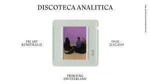 Discoteca Analitica