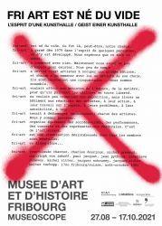 Museoscope: Fri Art est né du vide