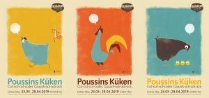 Poussins: Cot-cot-cot-codec