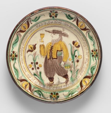 Schnaps und Rösti - Töpferware und emailliertes Glas aus der Schweiz, 17. bis 19. Jahrhundert