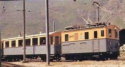 100 Jahre Schöllenen-Bahn (1917 - 2017)
