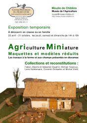 AGRICULTURE EN MINIATURES