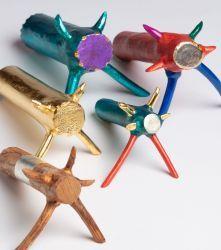 Chraanzrock ond Bechue - Adaptionen in Kunst, Mode und Kunsthandwerk