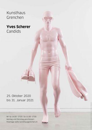 Yves Scherer – Candids