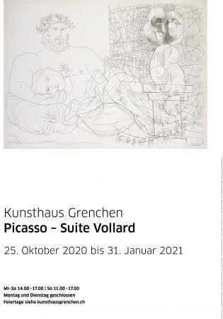 Picassos - Suite Vollard