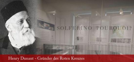 «Henry Dunant: Leben, Werk und Visionen des Gründers des Roten Kreuzes.»