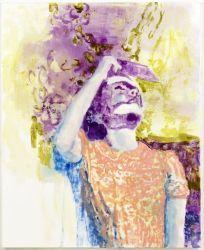 Pinsel, Pixel und Pailletten – Neue Malerei