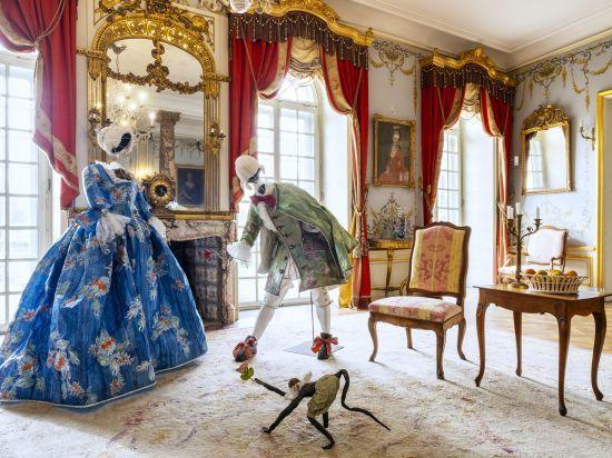 Wahrhaft fantastisch! 300 Jahre Barockschloss