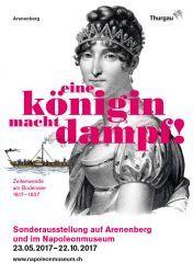 Eine Königin macht Dampf - Zeitenwende am Bodensee 1817 - 1837