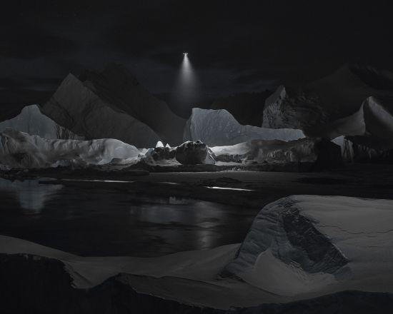 Julian Charrière - Towards No Earthly Pole