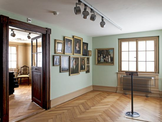 Dauerausstellung: Portraitgalerie