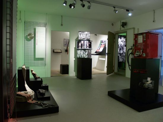 Dauerausstellung: Hüben und Drüben