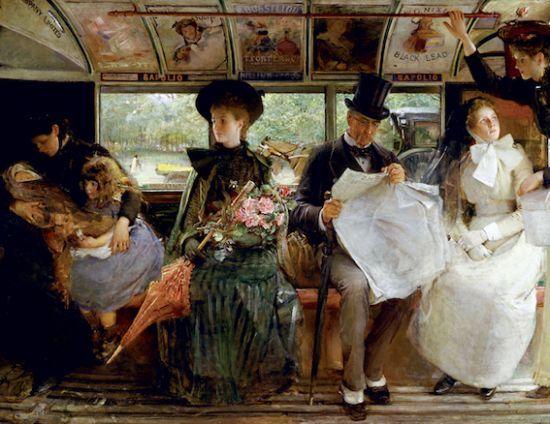 Englische Malerei von Turner bis Whistler