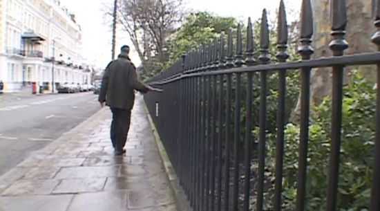 Francis Alÿs. As Long As I'm Walking