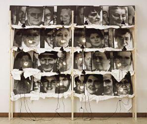 Christian Boltanski. Reliquien und Monumente 1985-1996
