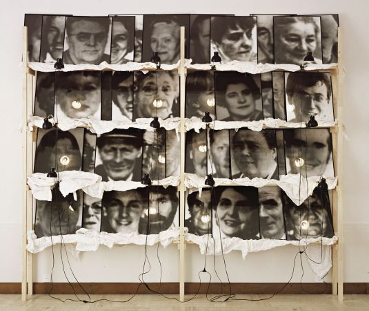 Christian Boltanski. Relics and Monuments 1985–1996
