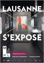 Lausanne, l'Exposition