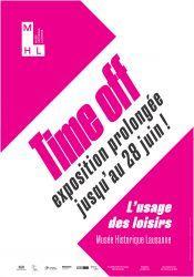 Time off. L'usage des loisirs