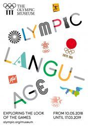 Olympic Language : Exploring the look of the Games