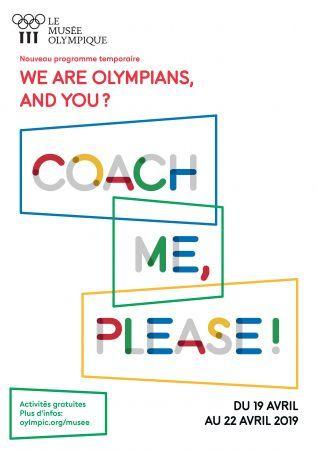 Coach me, please!