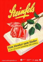 PopUp-Ausstellung: Steinfels - Vom Henker zum Sieder