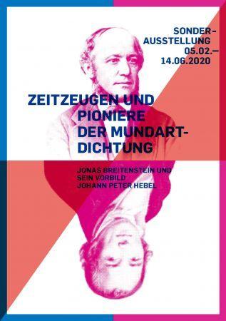 Zeitzeugen und Pioniere der Mundartdichtung. Jonas Breitenstein und sein Vorbild Johann Peter Hebel