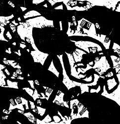 """""""Die schwarze Spinne"""": Gotthelfs grosse Novelle um Pest und Seuchen, Teufel und Taufe"""