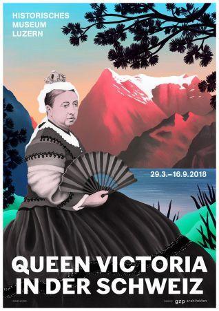 Queen Victoria in der Schweiz